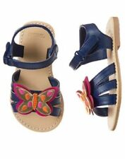 NWT Gymboree Spice Market Butterfly Sandals 4,5,6,7,8,9,10 Toddler Shoes