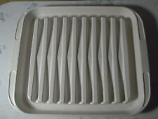 Ultra 21 Ovenware Tupperware Bacon/Roasting Pan Preloved Discontinued