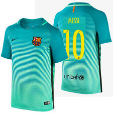 NIKE LIONEL MESSI FC BARCELONA THIRD YOUTH JERSEY 2016/17