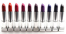 Maybelline Colorsensational The Loaded Bolds Lipstick, You Choose!