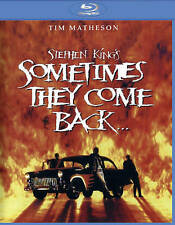Stephen King's Sometimes They Come Back Blu-ray - NEW!!!!