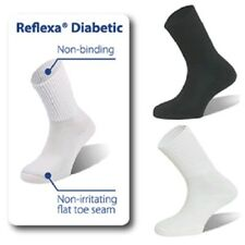 Reflexa Thin Diabetic Socks Natural Circulation Diabetes Compression Sock