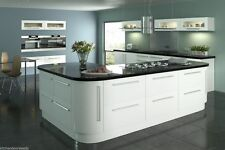 Lumi White High Gloss Door Replacement Kitchen Cabinet Doors Drawer Unit Fronts