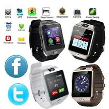 New In Box DZ09 Bluetooth Smart Watch Phone Call for iPhone Samsung lg Android