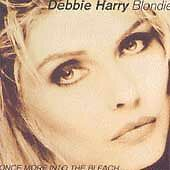 DEBBIE HARRY BLONDIE - ONCE MORE INTO THE BLEACH - COMPLETE - NEAR MINT!