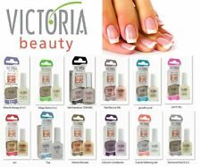 VICTORIA Beauty Nail Care-Hardener Diamond Calcium Ceramic Quich Mega Shine 12ml