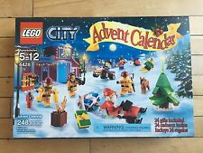 PNIB 4428 LEGO Holiday Christmas Advent Calendar New In Box Retired