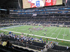 2 Cotton Bowl 200 club Level Tickets 1/2/17