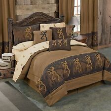 Browning® Oak Tree Buckmark 11 pc Bed in Bag Comforter Set !! HOT NEW PATTERN !!