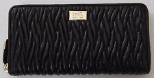 Authentic Coach Madison Twist Leather Accordion Zip Wallet -  STYLE: F49609