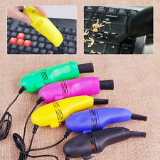 Mini USB Vacuum Cleaner for Laptop PC Computer Keyboard Cleaning Dust Collector