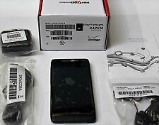 Motorola Droid Razr M - 8GB Black (Verizon) 4G LTE Smartphone New other android