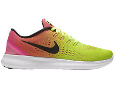 WOMENS NIKE FREE RN RUN RUNNING SHOES TRAINERS MULTI COLOR / MULTI COLOR