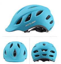 Cycling City Leisure Commuter/Recreational Bike/Bicycle MTB Helmet-blue/red