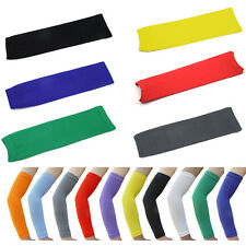 Basketball Baseball Shooting Sleeve Sport Stretch Wristband Arm Band Sleeve  X