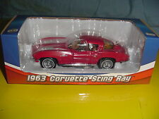1963 CORVETTE STING RAY 1:24MODEL/RARE NAPA TOOLS SERIES/GM OFFICAL PRODUCT