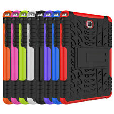 "Hybrid Rugged Kickstand Case Cover For Samsung Galaxy Tab A 8.0"" SM-T350"