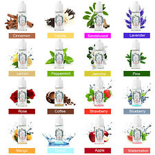 FRAGRANCE OILS FOR OIL BURNERS ROOM AND HOME SCENT 10ML SCENTED FRAGRANCE OIL TH