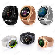 Smart Watch Bluetooth Heart Rate Sport Phone Mate For iPhone Android Samsung LG