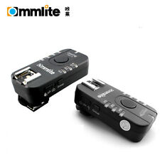 Commlite ComTrig G430 Flash Trigger No Remote Cable for Nikon G430D/Canon G430C