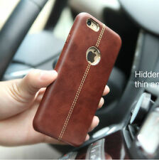 Nillkin Englon Luxury Ultra Thin Leather Case Back Cover For iPhone 7 6 6s Plus