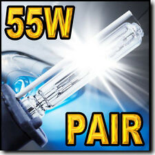 55W 50W H1 Xenon HID Replacement Bulbs Fog Light 4300K 6000K 8000K 10000K