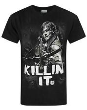 Official Walking Dead Daryl Killin It Men's T-Shirt