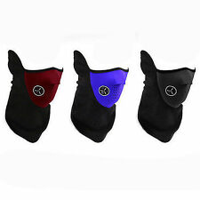 Eulogize Ski Snowboard Motorcycle Bike Winter Sport Face Mask Neck Warmer Warm E