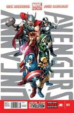 UNCANNY AVENGERS (2012 MARVEL) #1 NM-