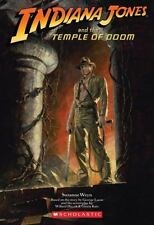 Indiana Jones: Indiana Jones and the Temple of Doom by Suzanne Weyn (2008, Paper