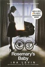 Rosemary's Baby by Ira Levin Paperback Book (English)