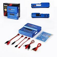 iMAX B6 AC Lipo NiMH RC Battery Balance Charger Discharger Blancer Dual Power SY