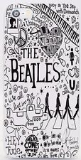 The Beatles Lyric Pattern Hard Case Cover Coque Shell For All Phone Models