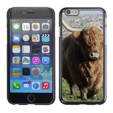 Hard Phone Case Cover Skin For Apple iPhone Cow