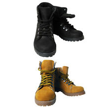 Kids Boots Brand New High Quality Leather Black or Camel Boys Boots
