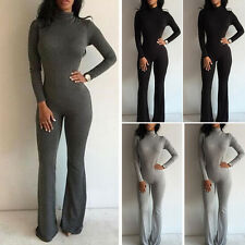 Womens Lady Sports Yoga Fitness Leggings Pants Jumpsuit Bodysuit Sports Romper
