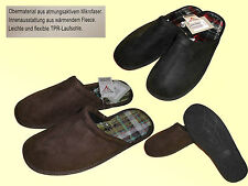 Mens Slippers House shoes slippers slippers Us size 10-11 color selectable new