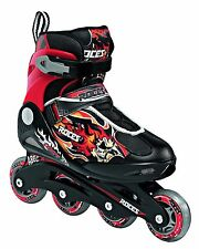Roces Compy Adjustable Inline Skates Small, Medium, Large