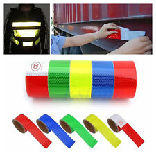 Film Strip Safety Reflective Sticker Cars Conspicuity Adhesive Tape