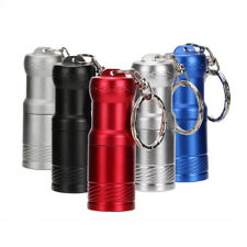 CREE T6 LED 2000 Lumens Rotary Switch Waterproof Mini Flashlight Torch