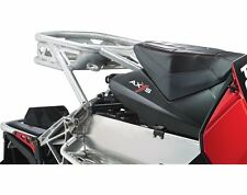 NEW PURE POLARIS SNOWMOBILE AXYS SWITCHBACK OEM REAR CARGO MATTE BLACK RACK