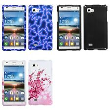 For LG Optimus 4X HD P880 Design Snap-On Hard Case Phone Cover