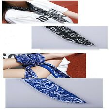 Cooler Arm Cool Tie Bandana Cooling Non-toxic Body Neck Headband Ice Scarf