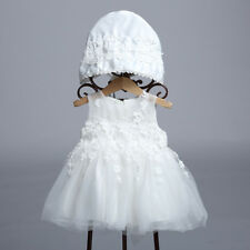 New Girls Pageant Dresses Baby Children Princess Wedding Party Christening Gown