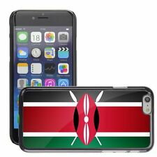 Hard Phone Case Cover Skin For Apple iPhone kenya national flag country flag