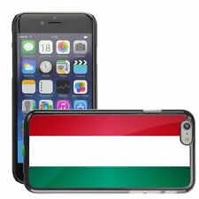 Hard Phone Case Cover Skin For Apple iPhone hungary national flag country flag