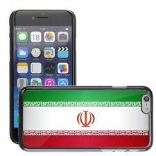 Hard Phone Case Cover Skin For Apple iPhone iran national flag country flag
