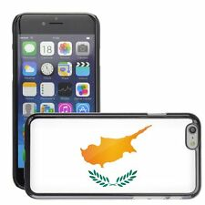 Hard Phone Case Cover Skin For Apple iPhone cyprus national flag country flag