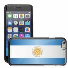 Hard Phone Case Cover Skin For Apple iPhone argentina national flag country flag