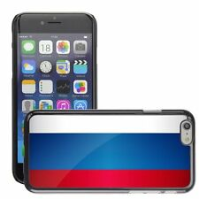 Hard Phone Case Cover Skin For Apple iPhone russia national flag country flag